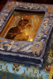 A Rare Opportunity to Venerate the Iveron Icon of the Theotokos......
