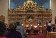 Presanctified at St. John's.......
