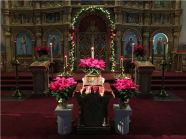 News from St. John's......Christ is Born!   Glorify Him!