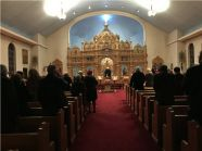 St. Andrew and St. Nicholas Vespers sponsored by FOCA NJ District...