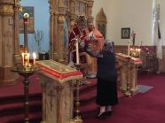 His Eminence, Archbishop Michael Visits St. John's........